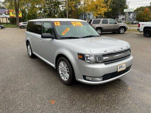 2013 Ford Flex for sale at RPM Motor Company in Waterloo IA