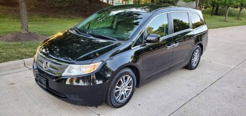 2011 Honda Odyssey for sale at Western Star Auto Sales in Chicago IL