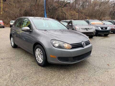 2011 Volkswagen Golf for sale at FAYAD AUTOMOTIVE GROUP in Pittsburgh PA