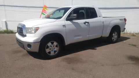 2007 Toyota Tundra for sale at Advantage Auto Motorsports in Phoenix AZ