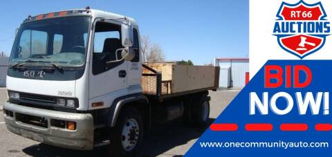 1997 Isuzu FTR for sale at One Community Auto LLC in Albuquerque NM