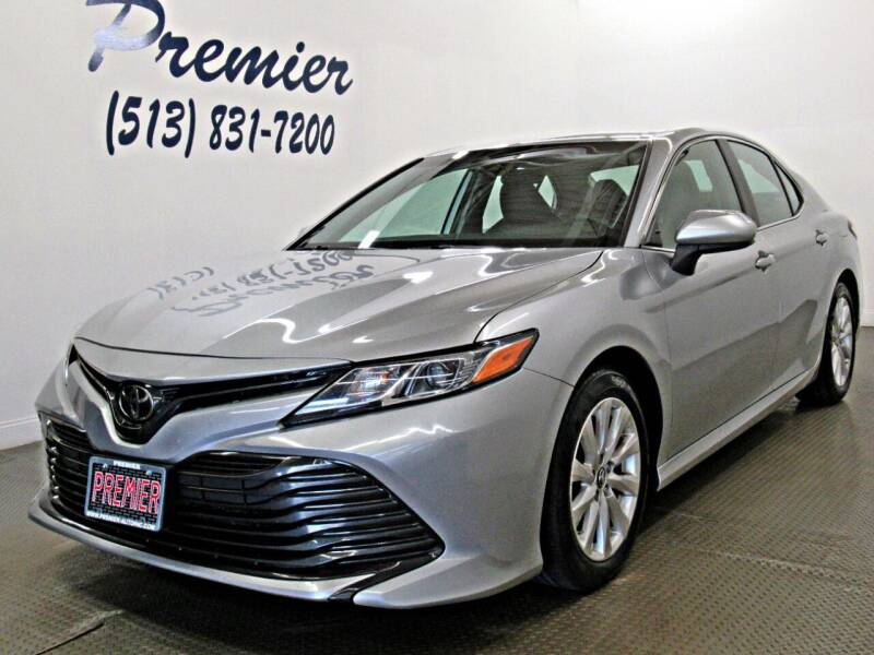2019 Toyota Camry for sale at Premier Automotive Group in Milford OH