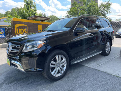 2017 Mercedes-Benz GLS for sale at Gallery Auto Sales in Bronx NY