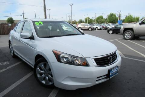2009 Honda Accord for sale at Choice Auto & Truck in Sacramento CA
