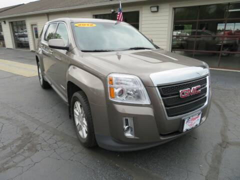 2012 GMC Terrain for sale at Tri-County Pre-Owned Superstore in Reynoldsburg OH