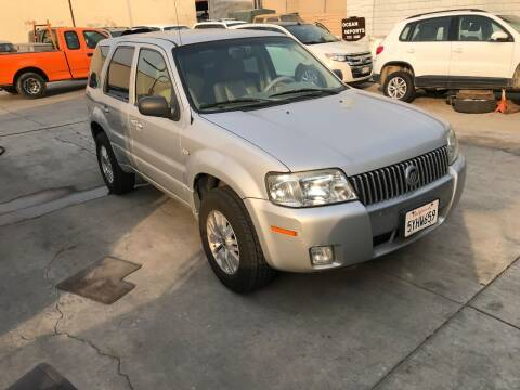 2007 Mercury Mariner for sale at OCEAN IMPORTS in Midway City CA