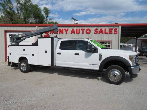 2019 Ford F-450 Super Duty for sale at HOMINY AUTO SALES in Hominy OK
