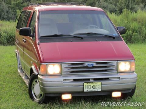 1994 Ford Aerostar for sale at Isuzu Classic in Cream Ridge NJ
