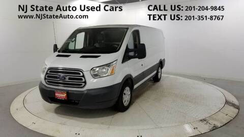 2016 Ford Transit Cargo for sale at NJ State Auto Auction in Jersey City NJ