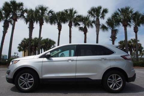 2016 Ford Edge for sale at Gulf Financial Solutions Inc DBA GFS Autos in Panama City Beach FL
