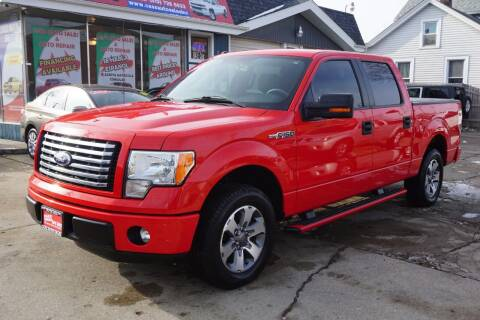 2011 Ford F-150 for sale at Cass Auto Sales Inc in Joliet IL