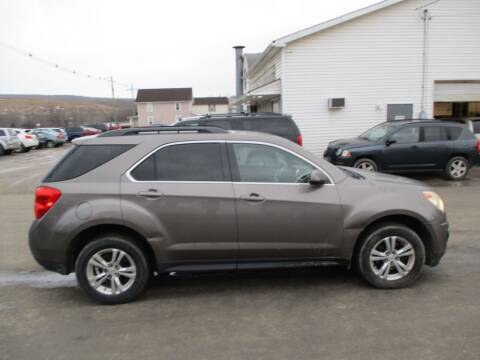 2011 Chevrolet Equinox for sale at ROUTE 119 AUTO SALES & SVC in Homer City PA