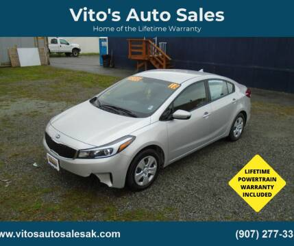2018 Kia Forte for sale at Vito's Auto Sales in Anchorage AK