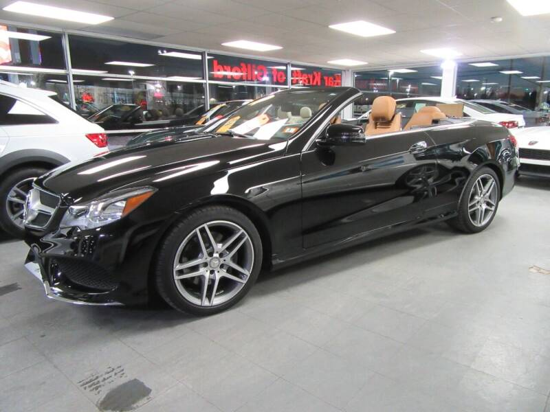 2016 Mercedes-Benz E-Class for sale at Kar Kraft in Gilford NH