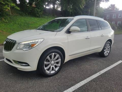 2014 Buick Enclave for sale at Thompson Auto Sales Inc in Knoxville TN