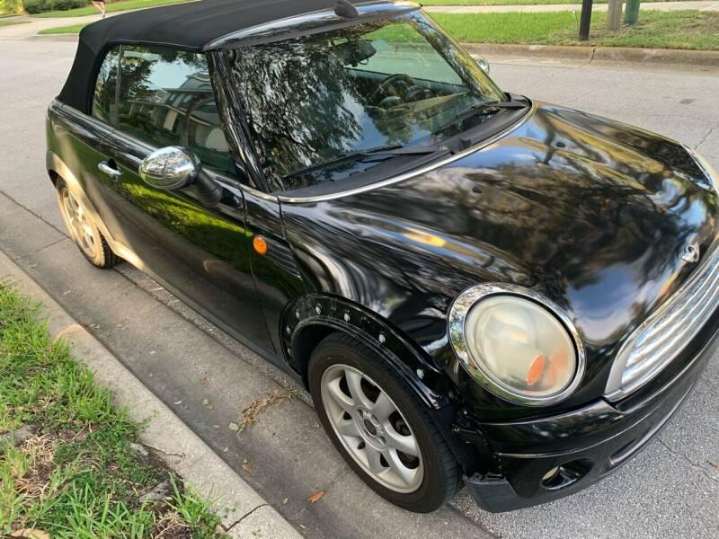 2009 MINI Cooper for sale at Diversified Auto Sales of Orlando, Inc. in Orlando FL