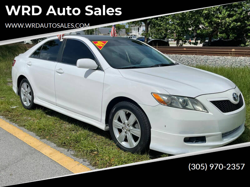 2009 Toyota Camry for sale at WRD Auto Sales in Hollywood FL