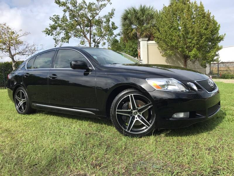 2006 Lexus GS 430 for sale at Kaler Auto Sales in Wilton Manors FL