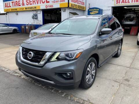 2020 Nissan Pathfinder for sale at US Auto Network in Staten Island NY