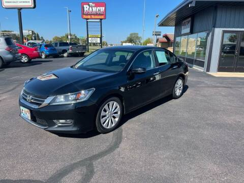 2013 Honda Accord for sale at Welcome Motor Co in Fairmont MN