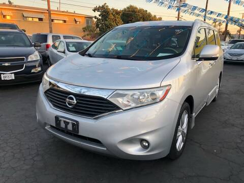 2012 Nissan Quest for sale at Plaza Auto Sales in Los Angeles CA