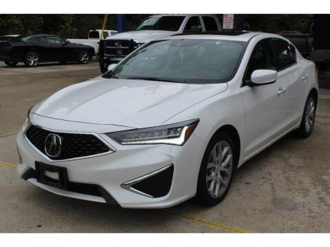 2020 Acura ILX for sale at Inline Auto Sales in Fuquay Varina NC