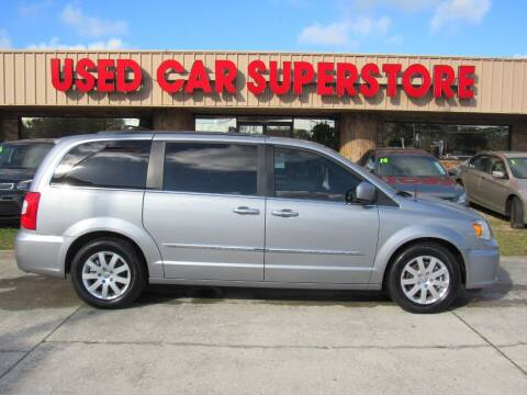 2013 Chrysler Town and Country for sale at Checkered Flag Auto Sales NORTH in Lakeland FL