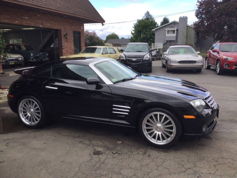 2005 Chrysler Crossfire SRT-6 for sale in West Springfield, MA