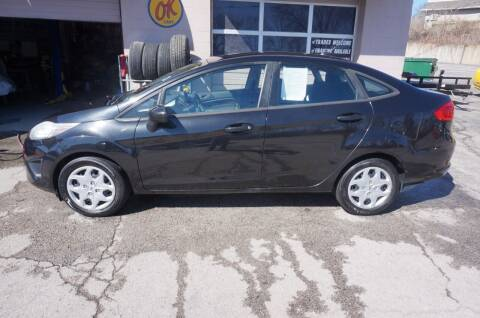2011 Ford Fiesta for sale at patrick kelley in Bonner Springs KS
