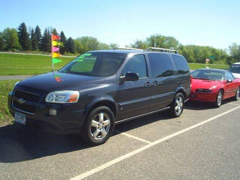 2008 Chevrolet Uplander for sale at Dales Auto Sales in Hutchinson MN