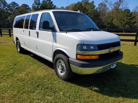 2016 Chevrolet Express Passenger for sale at Bratton Automotive Inc in Phenix City AL