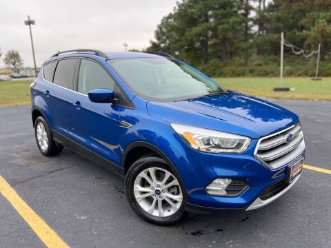 2017 Ford Escape for sale at D3 Auto Sales in Des Arc AR