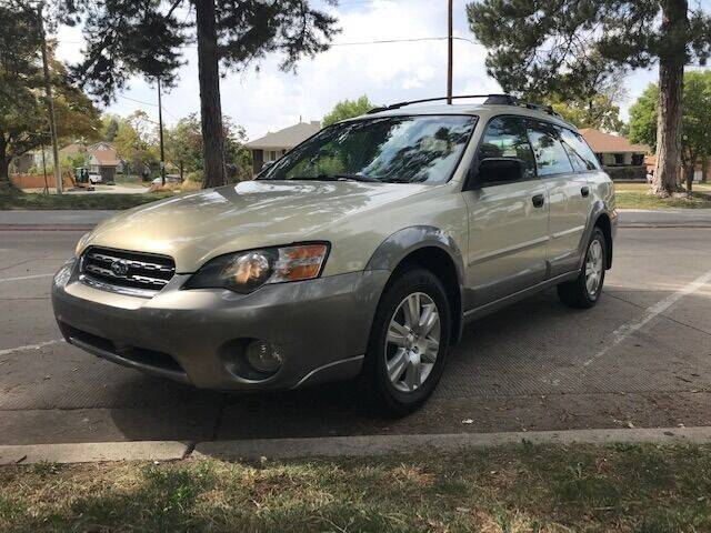 2005 Subaru Outback for sale at Clarks Auto Sales in Salt Lake City UT