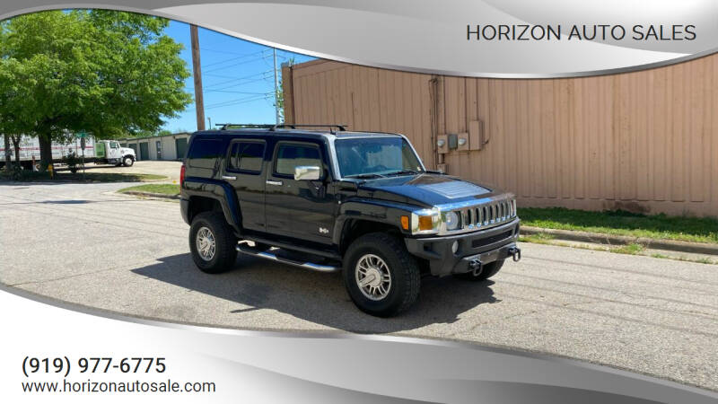 2006 HUMMER H3 for sale at Horizon Auto Sales in Raleigh NC