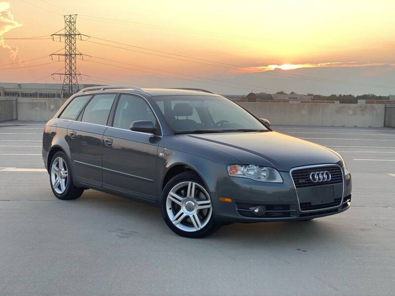 2007 Audi A4 for sale at Car Match in Temple Hills MD
