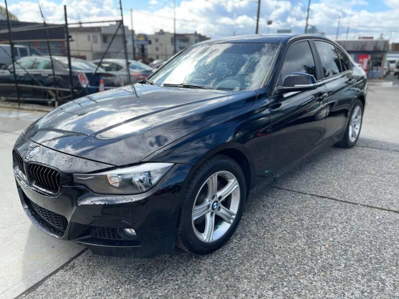 2015 BMW 3 Series for sale at Paisanos Chevrolane in Seattle WA