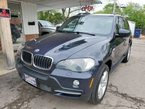2008 BMW X5 for sale at New Wheels in Glendale Heights IL