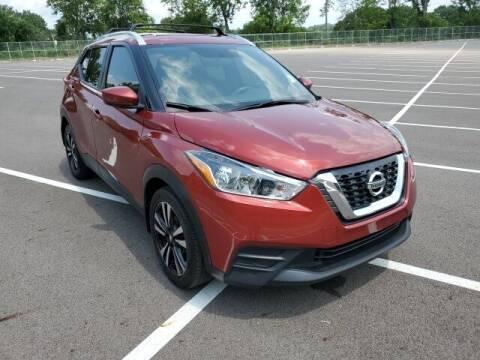 2018 Nissan Kicks for sale at CON ALVARO ¡TODOS CALIFICAN!™ in Columbia TN