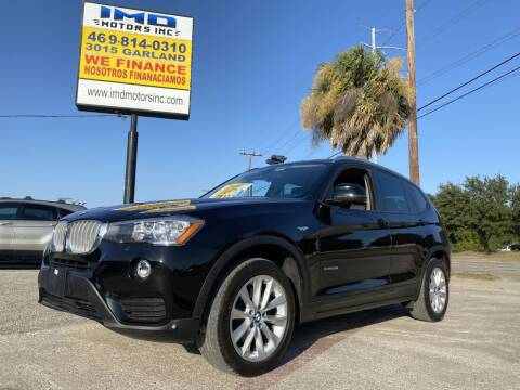 2015 BMW X3 for sale at Flash Auto Sales in Garland TX