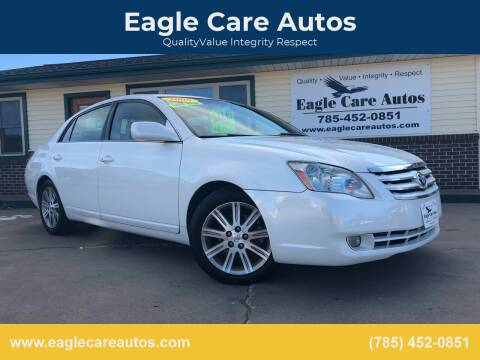 2006 Toyota Avalon for sale at Eagle Care Autos in Mcpherson KS