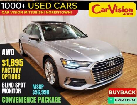 2019 Audi A6 for sale at Car Vision Buying Center in Norristown PA