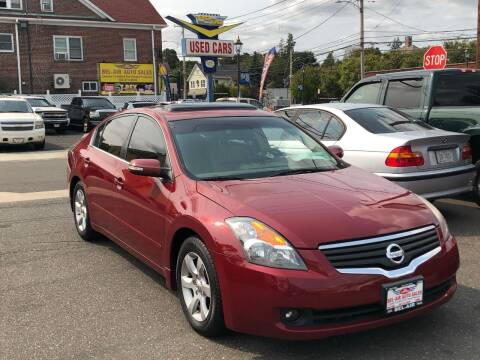 2008 Nissan Altima for sale at Bel Air Auto Sales in Milford CT