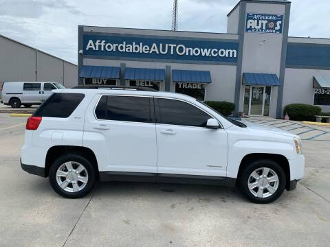 2013 GMC Terrain for sale at Affordable Autos in Houma LA