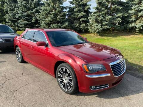 2012 Chrysler 300 for sale at Jeffreys Auto Resale, Inc in Clinton Township MI