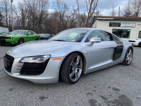 2009 Audi R8 for sale at AutoConnect Motors in Kenvil NJ