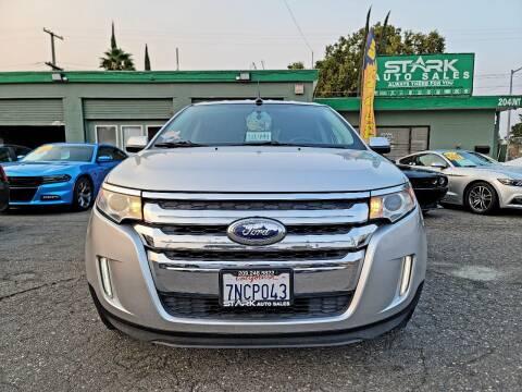 2014 Ford Edge for sale at Stark Auto Sales in Modesto CA