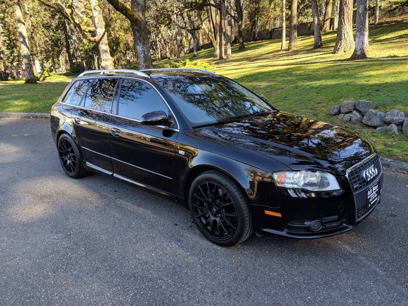2008 Audi A4 for sale at All Star Automotive in Tacoma WA