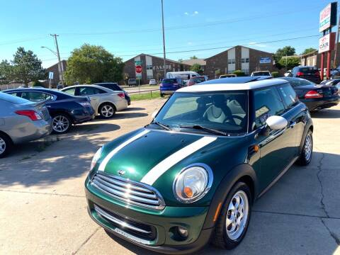 2012 MINI Cooper Hardtop for sale at Car Gallery in Oklahoma City OK
