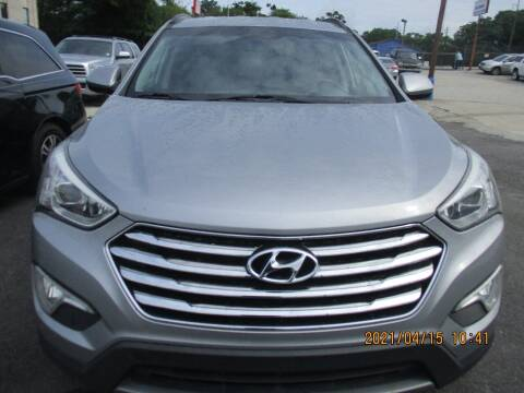 2014 Hyundai Santa Fe for sale at Atlantic Motors in Chamblee GA