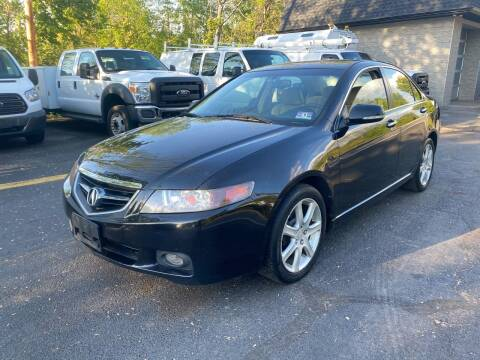 2004 Acura TSX for sale at Advanced Fleet Management in Bloomfield NJ